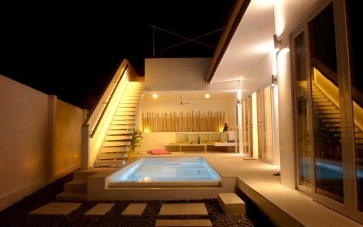 2 спальная вилла на Ламаи с личным бассейном в аренду на острове Самуи Тайланд