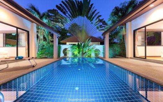 Вилла в отеле на Бан Као Самуи фото