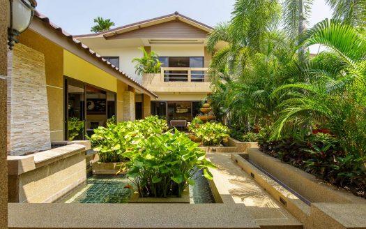 Вилла с 5 спальнями, бассейном и тренажёрным залом в аренду на острове Самуи