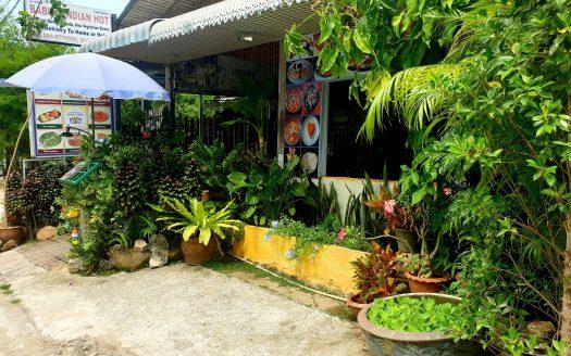 Ресторан Babu Indian Hot Samui на острове Самуи