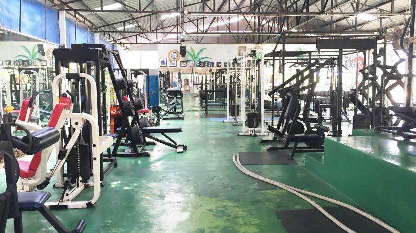 Тренажёрный зал Hippo Gym на Самуи