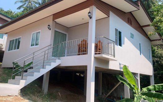 Замечательные домики с 2 спальнями и общим бассейном в районе Ламаи аренда Самуи