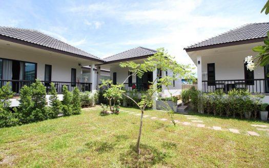 Дом с 1 спальней в 400 м от пляжа Ламаи в аренду на Самуи