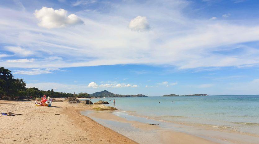 Пляж Чавенг Ной Самуи