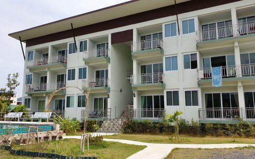 Апартаменты с 1 спальней на Ламаи в аренду на Самуи