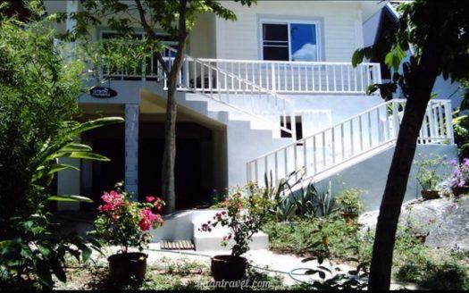 Дом с 2 спальнями в 500 м от пляжа в аренду на Самуи
