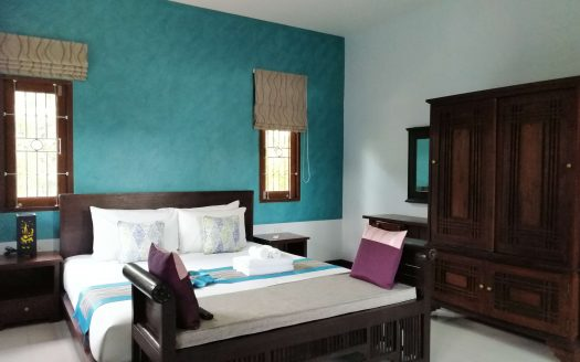 Красивые просторные дома с 2 спальнями в центре Ламаи в аренду на Самуи