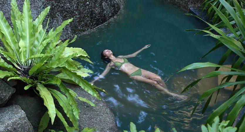 Лесное спа Tamarind Springs на Самуи