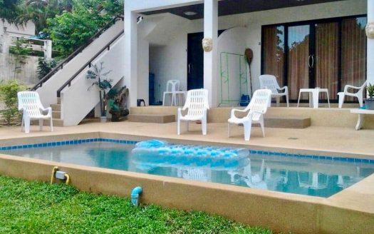 Современные апартаменты с 2 спальни и бассейном в аренду на Самуи