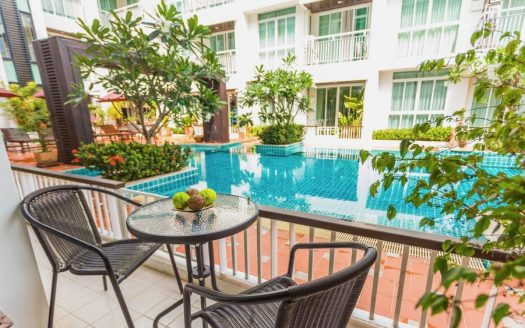 Apartments with a separate bedroom next to Fisherman's village buy in Koh Samui