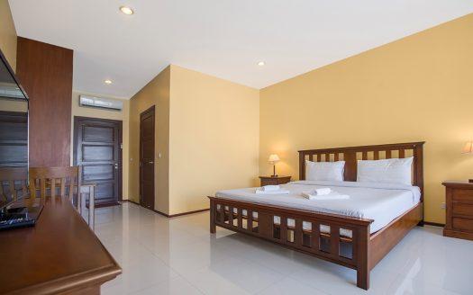 Студия на 3 этаже кондоминиума в районе Маенам продается на Самуи