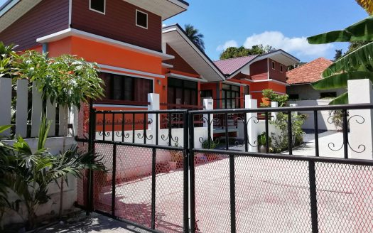 Новые дома с 2 спальнями в районе Банг Рак в аренду на Самуи