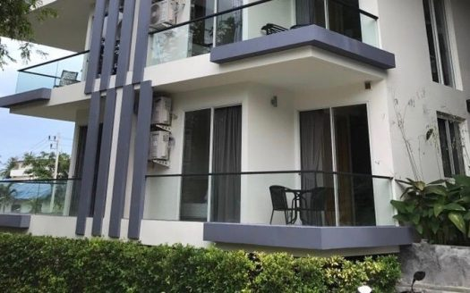 Modern apartments in Chaweng buy on Samui