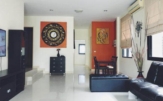 Дом 3 спальни в районе Майнам в аренду на Самуи