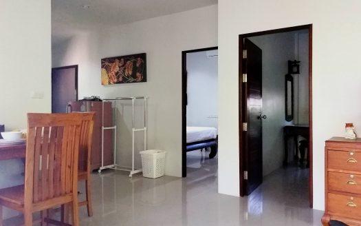 Дом 2 спальни с бассейном в районе Маенам
