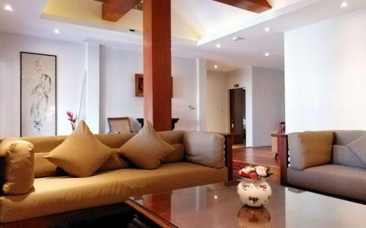 Вилла с 3 спальнями в районе Чонг Мон на Самуи