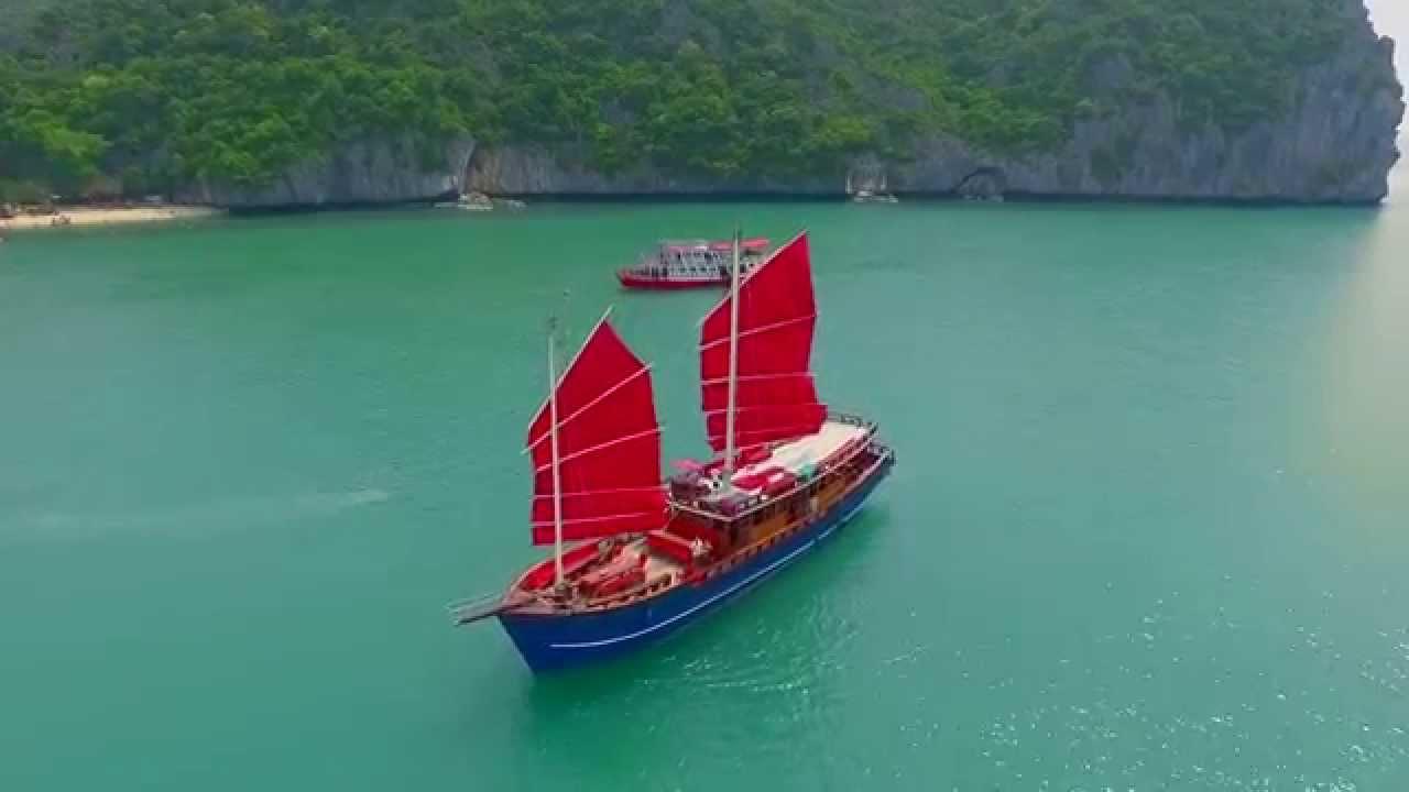 Морской Национальный парк на корабле Красный Барон
