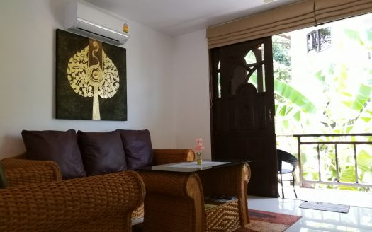 Апартаменты с 2 спальнями на Чавенг Нои