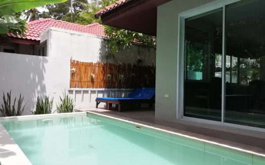 Вилла с 2 спальнями в районе Чавенг Нои