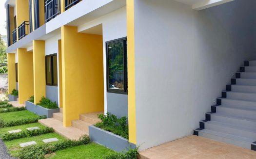 Новые апартаменты в районе Бан Тай в аренду на Самуи