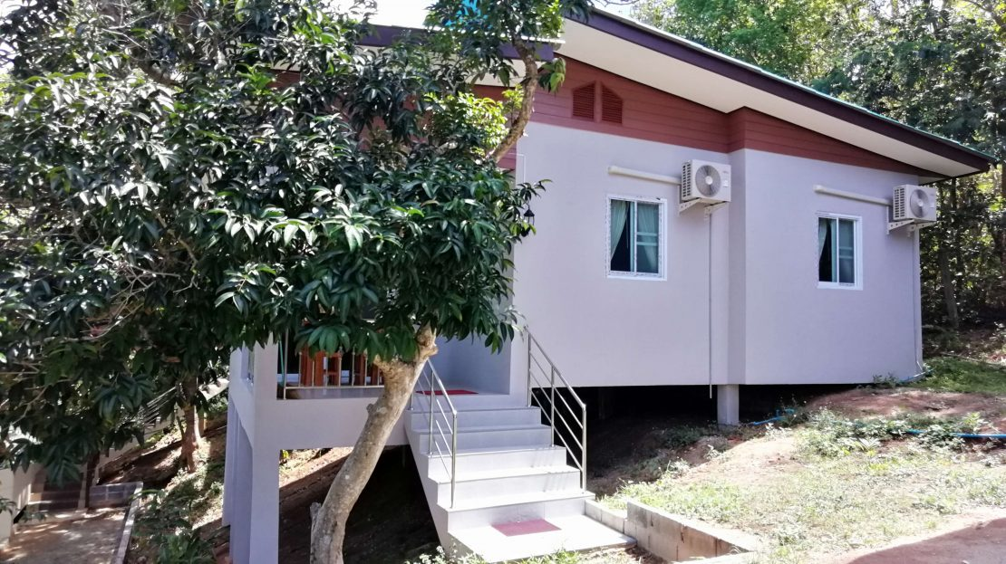 Дом 3 спальни с общим бассейном на Ламаи