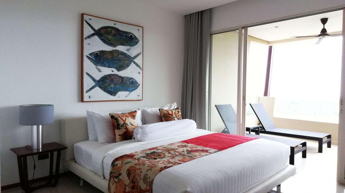 Апартаменты 2 спальнями в аренду на Самуи