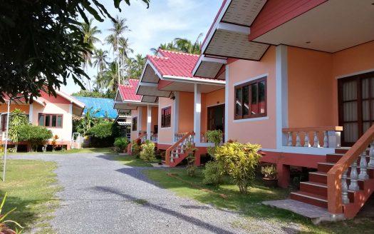 Дом с 2 спальнями рядом с пляжем в аренду на Самуи