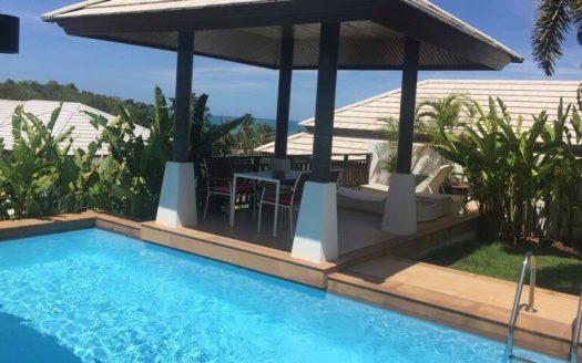 Вилла с 2 спальнями в пешей доступности от пляжа Чонг Мог в аренду на Самуи