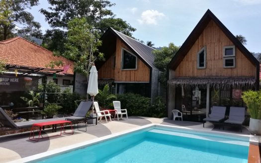 3 bedroom villa in Chaweng for rent in Samui