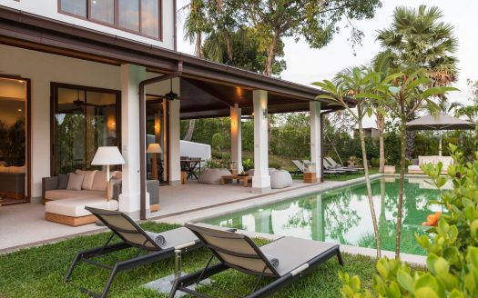 8 bedroom villa in Bophut area on Koh Samui