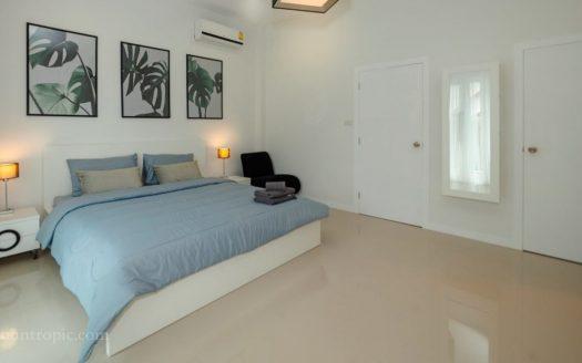 Вилла с 2 спальнями в районе Чонг Мон в аренду на Самуи