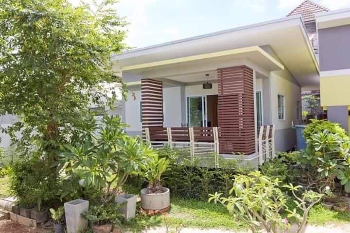 Дом с 2 спальнями рядом с пляжем на Бопуте в аренду на Самуи