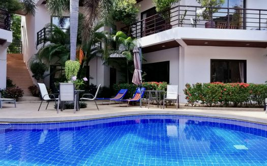 1 bedroom apartment within walking distance of Chaweng Noi beach for rent in Samui
