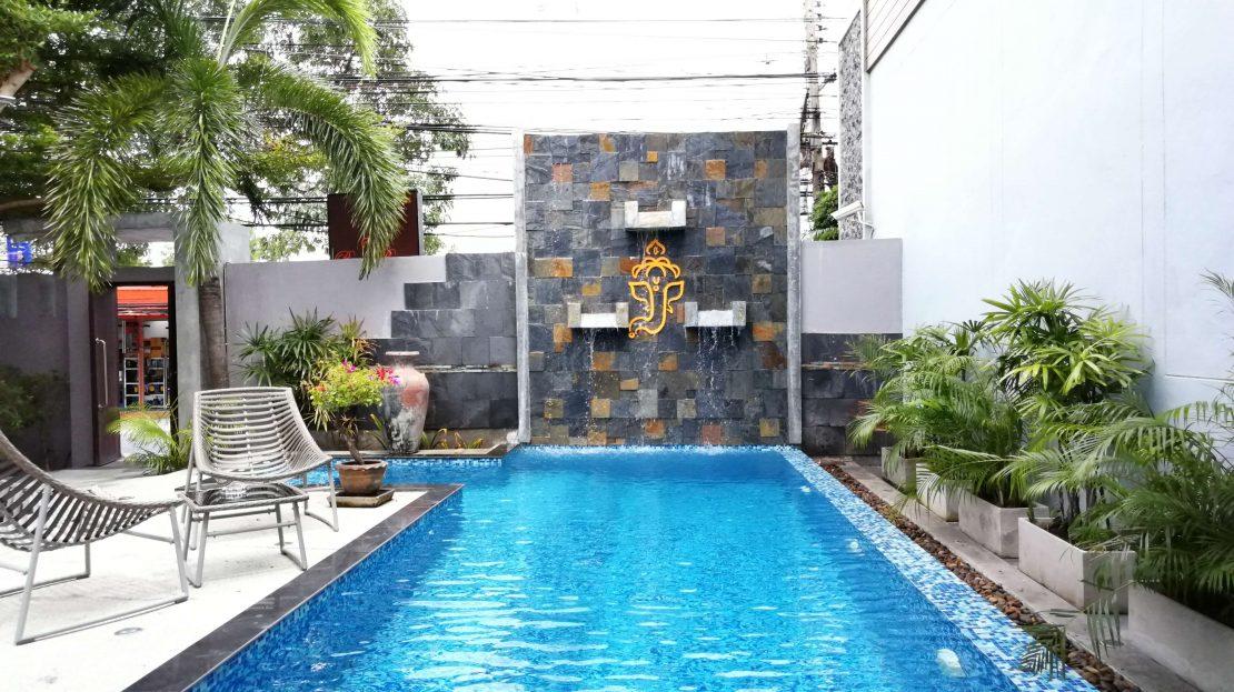 Апартаменты с 1 спальней рядом с пляжем Чавенг в аренду на Самуи