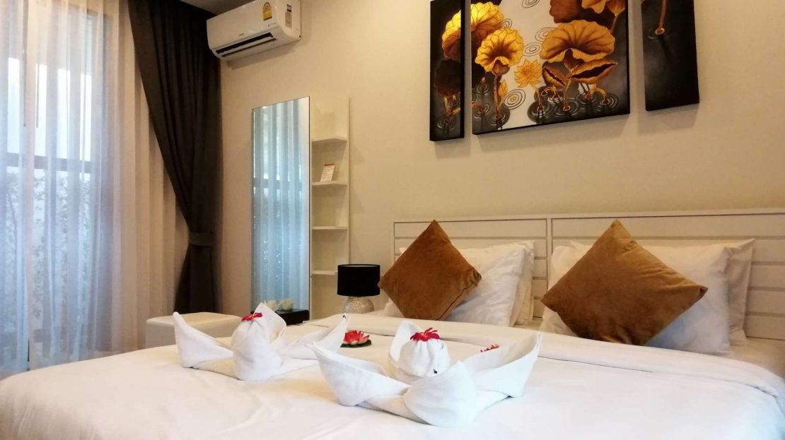 Аренда дома 1 спальня Ламаи на Самуи