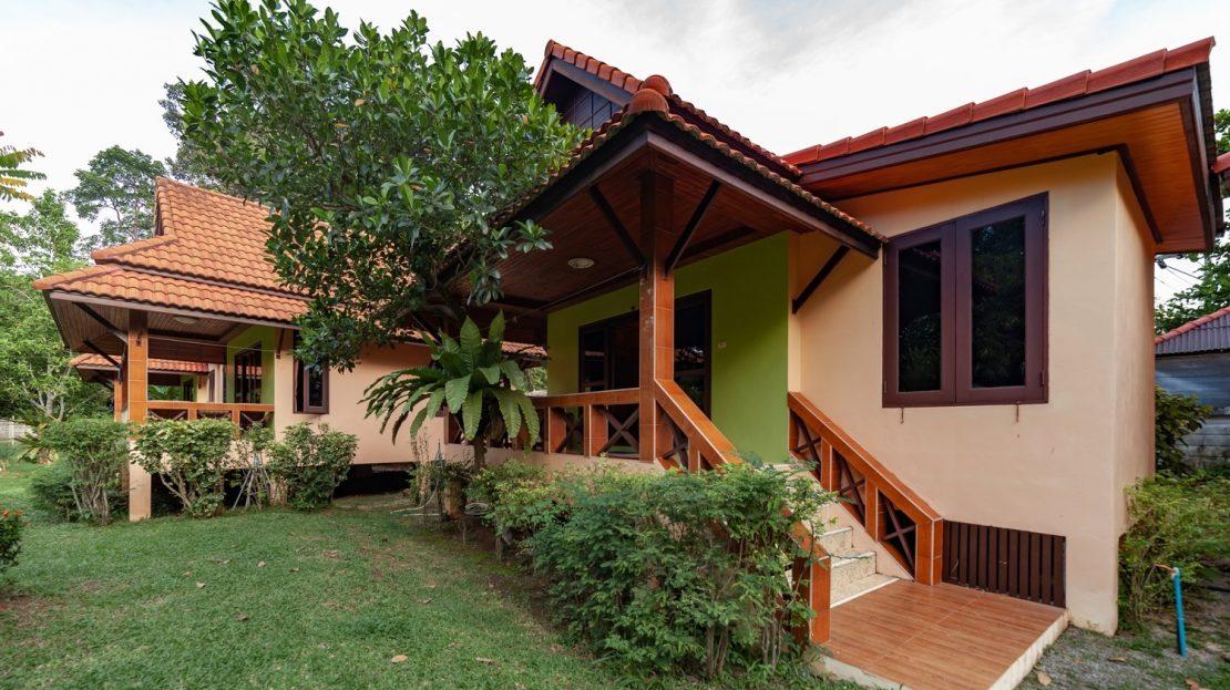 Дом с 1 спальней в районе Ламаи рядом с пляжем в аренду на Самуи