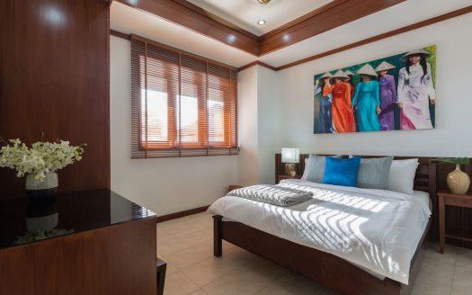 Вилла с 3 спальнями в районе Плайлаем в аренду на Самуи
