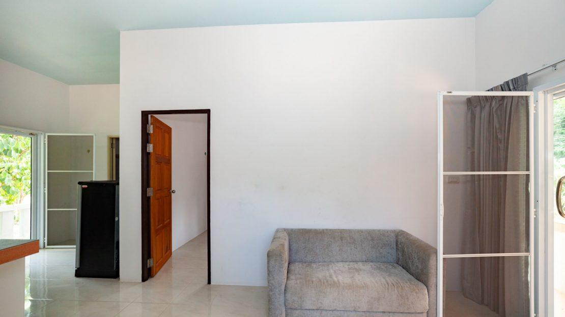 Дом с 1 спальней на Маенаме в аренду на Самуи