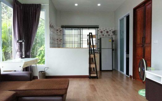Дом с 1 спальней рядом с пляжем Чонг Мон в аренду на Самуи