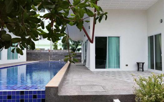 Дом с 2 спальнями рядом с пляжем Чонг Мон в аренду на Самуи