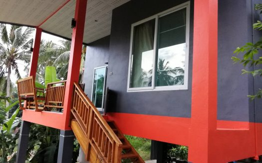 2 bedroom house in Chaweng Noi for rent in Samui
