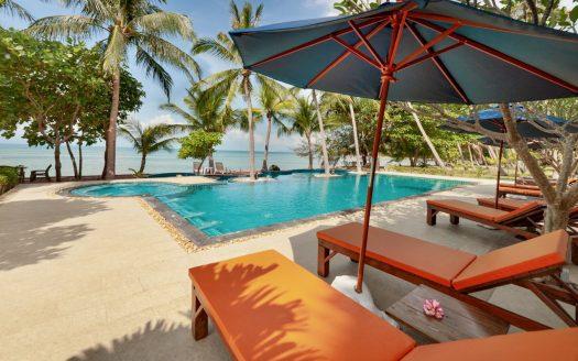Дом 1 спальня на пляже Банг По в аренду на Самуи