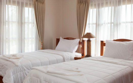 Вилла с 2 спальнями рядом с пляжем Банграк в аренду на Самуи