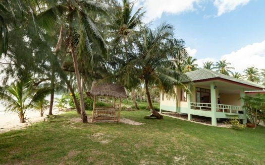 Дом 1 спальня рядом с пляжем в аренду на Самуи