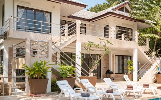 5 Bedroom Villa with Samui View for Rent