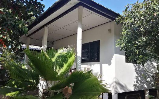 Rent a house near the beach of Bophut on Koh Samui