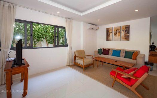 Вилла с 3 спальнями в районе Биг Будды в аренду на Самуи