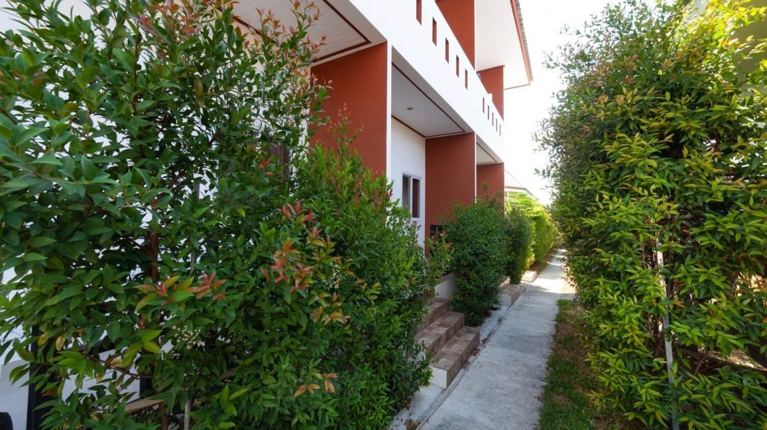 Апартаменты в районе Чавенг в аренду на Самуи
