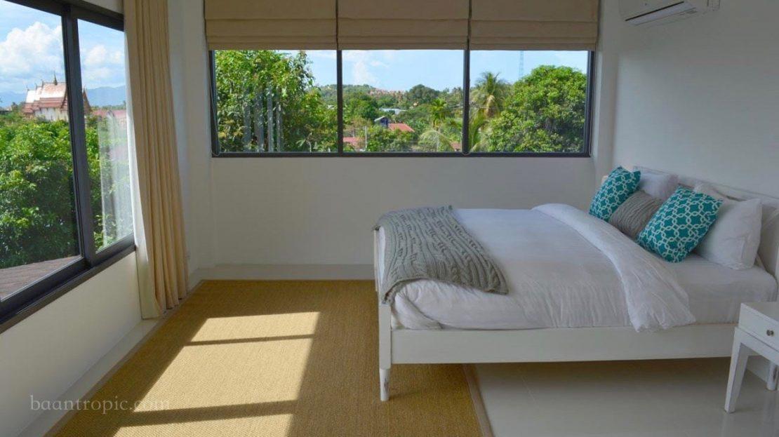 Вилла с 3 спальнями в аренду на Самуи