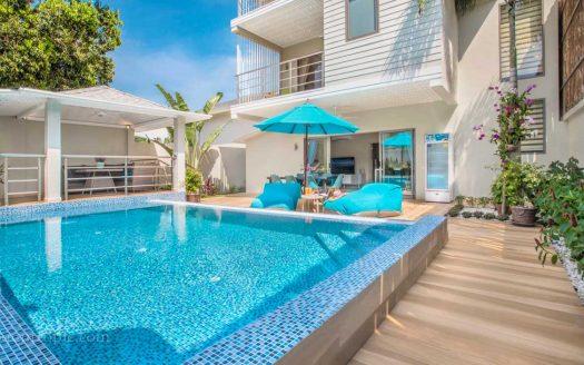 4 bedroom villa for sale in Bantai area on Koh Samui